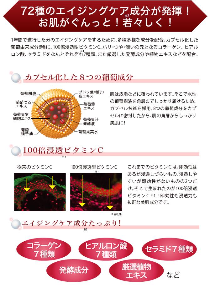 葡萄樹液ロイヤルエッセンス商品ページ3